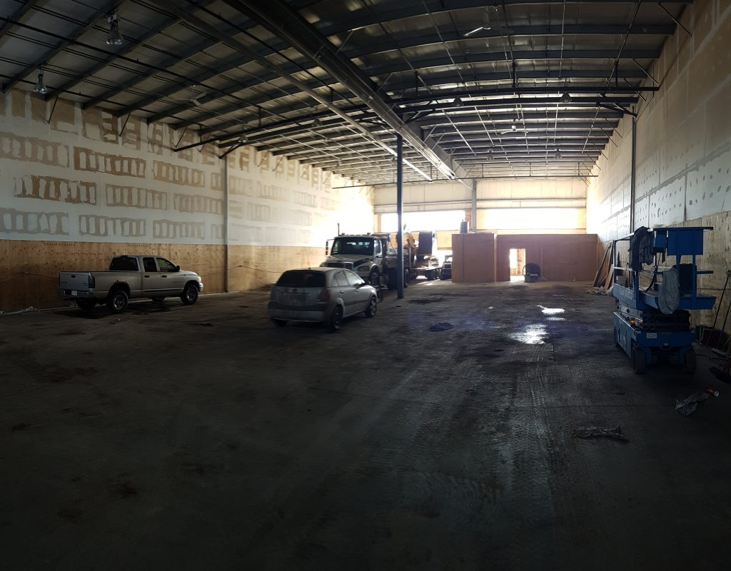 For Lease Clearview Industrial Park Double Bay Units 6