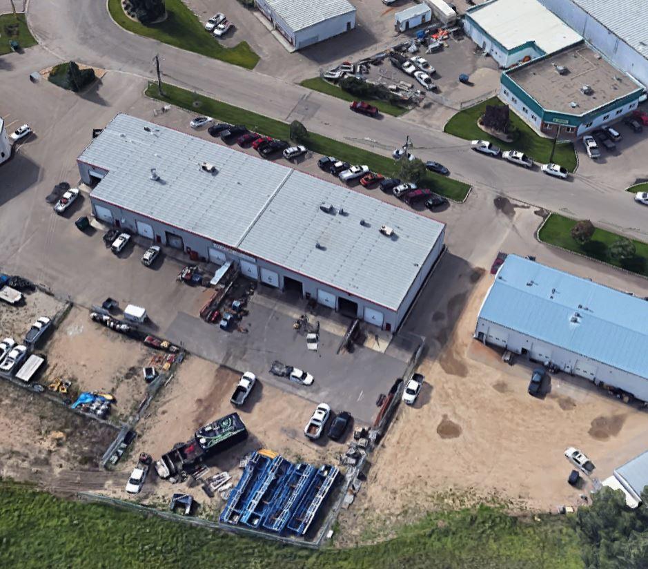Light Industrial Unit Barnet: Riverside Light Industrial Whole Building