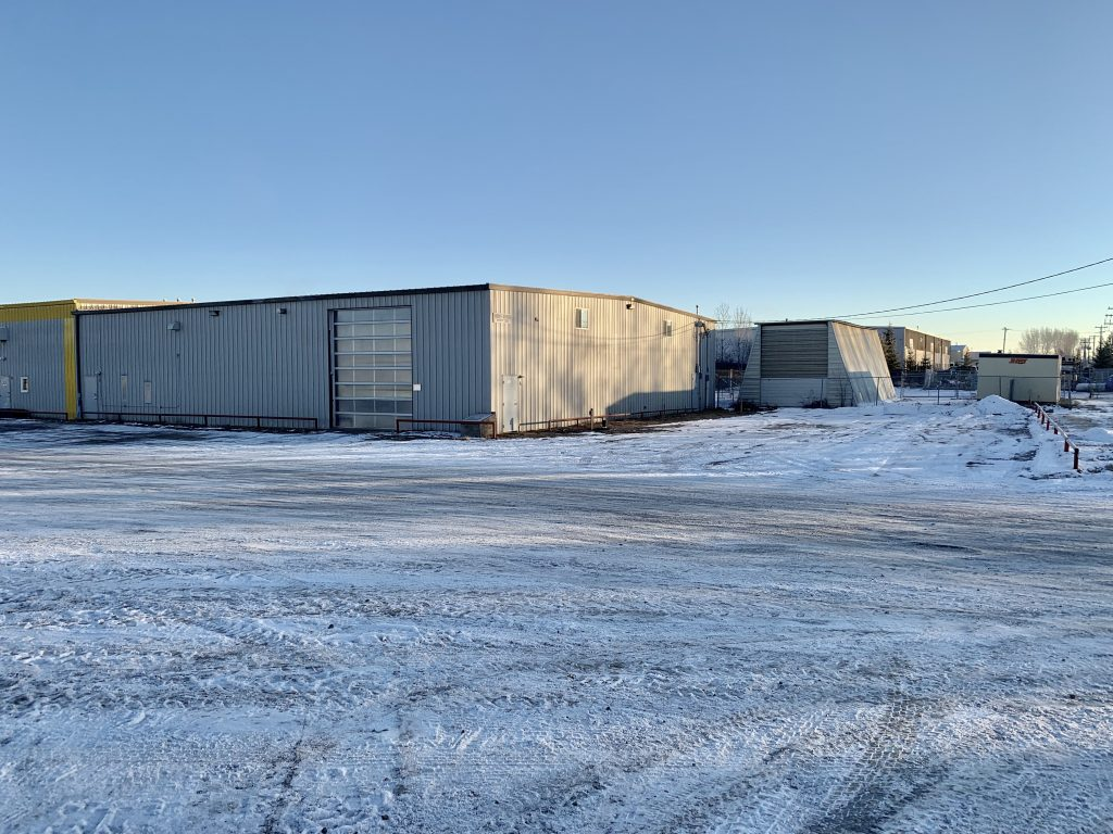 For Lease 17 500 Sq Ft Shop On 3 3acres Comprised Of