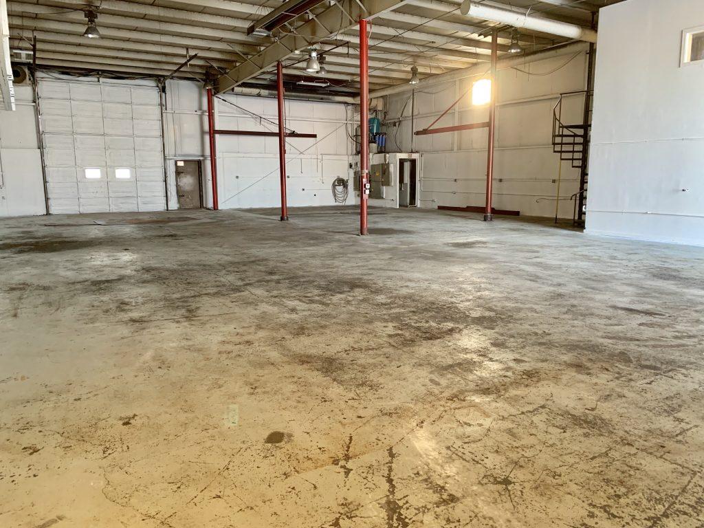 For Sale 17 500 Sq Ft Shop On 3 3acres Secured Yard