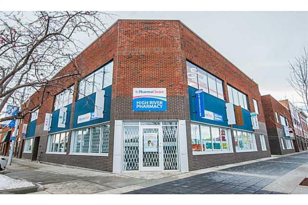 103 3 Avenue, High River, Alberta T1V 1R3, ,Commercial,For Lease,3,A1061600