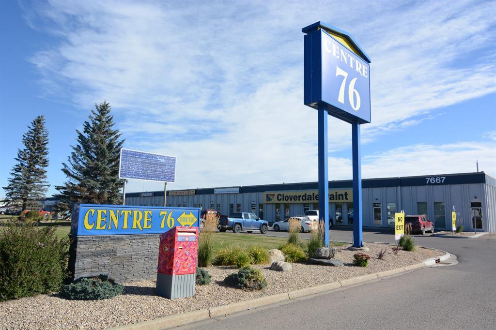 7667 50 Avenue, Red Deer, Alberta T4P 1M6, ,Commercial,For Lease,50,A1070100