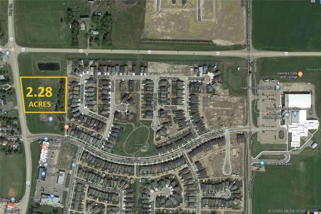 ON Hawkridge Boulevard, Penhold, Alberta T0M 1R0, ,Commercial,For Sale,Hawkridge,A1053146