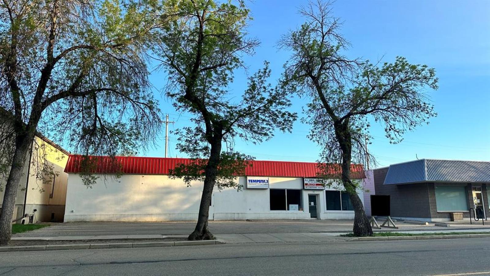 145 3 Avenue, Drumheller, Alberta T0J 0Y4, ,Commercial,For Sale,3,A1131184