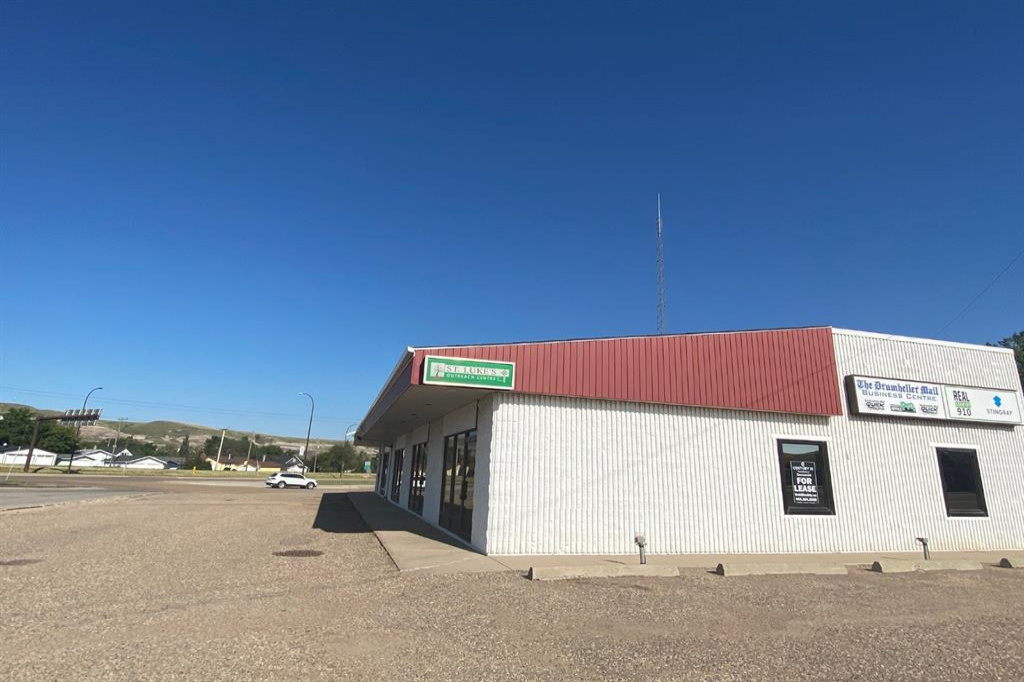 515 10 Highway, Drumheller, Alberta T0J 0Y0, ,Commercial,For Lease,10,A1013650