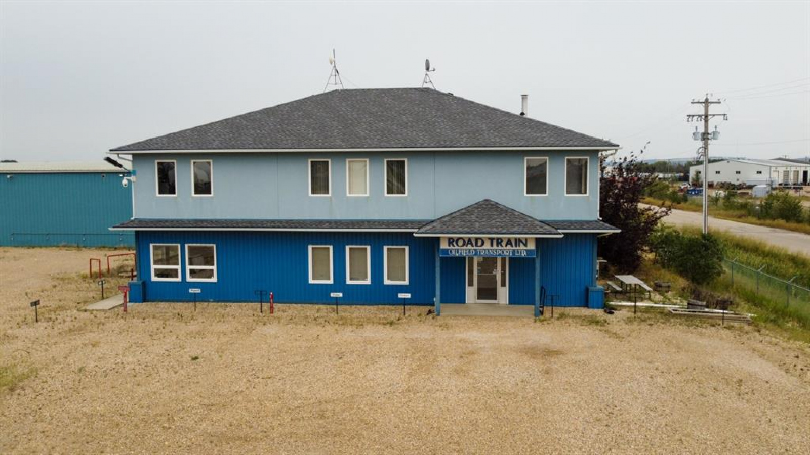 4331 Gerdts Avenue, Rural Red Deer County, Alberta T4S 2B3, ,Commercial,For Sale,Gerdts,A1136206